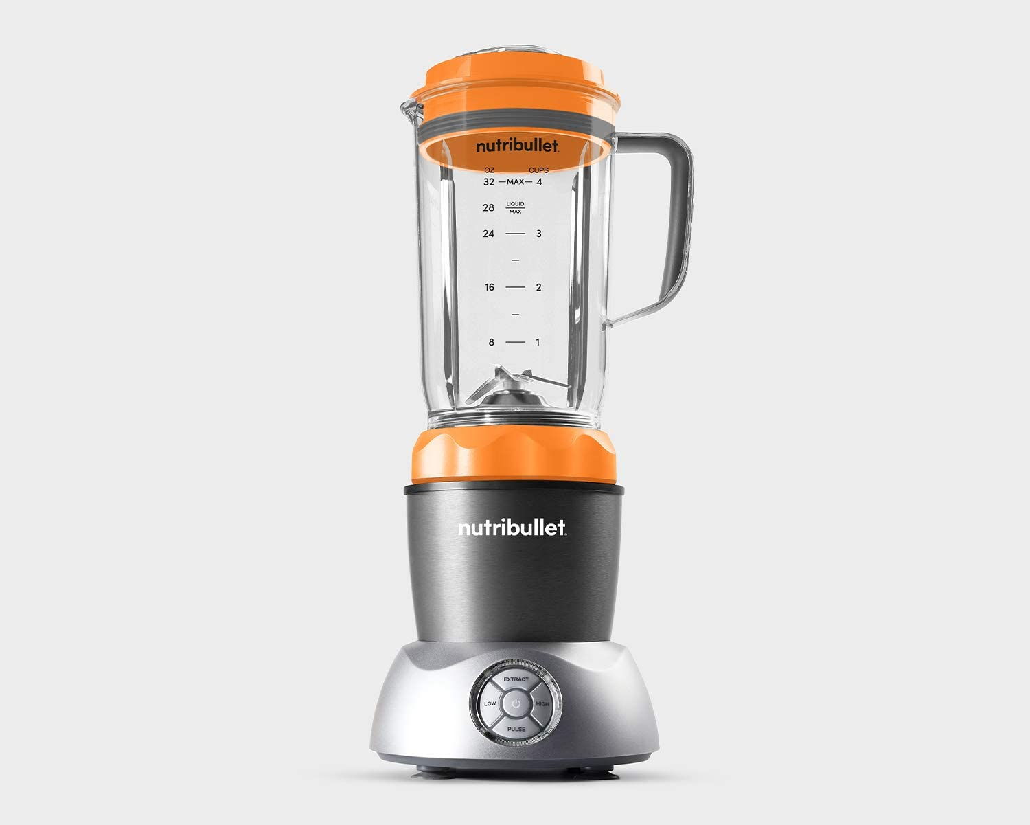 NutriBullet NB50200OR Select 1000 Watt Orange, 32 oz