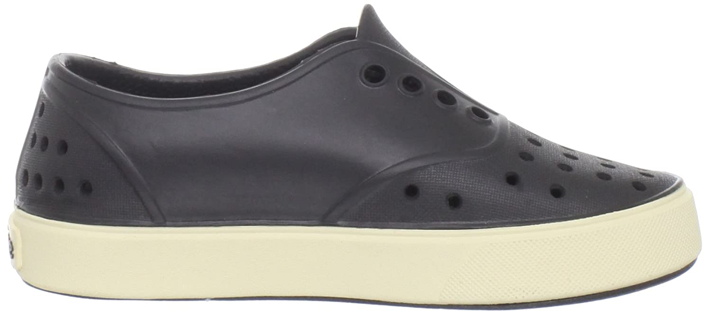 Native Miller Slip-On Sneaker Toddler//Little Kid//Big Kid ,Jiffy Black,12 M US Little Kid Native Kids Shoes