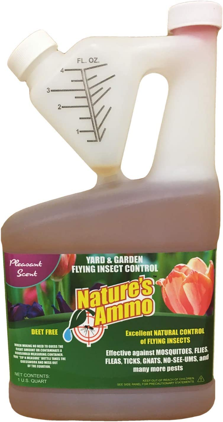 Nature's Ammo Yard & Garden Natural Mosquito Killer & Repellent Concentrate