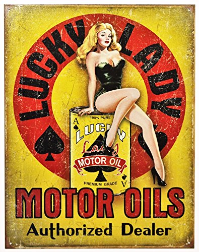 lucky-lady-motor-oil-tin-sign-13-x-16in