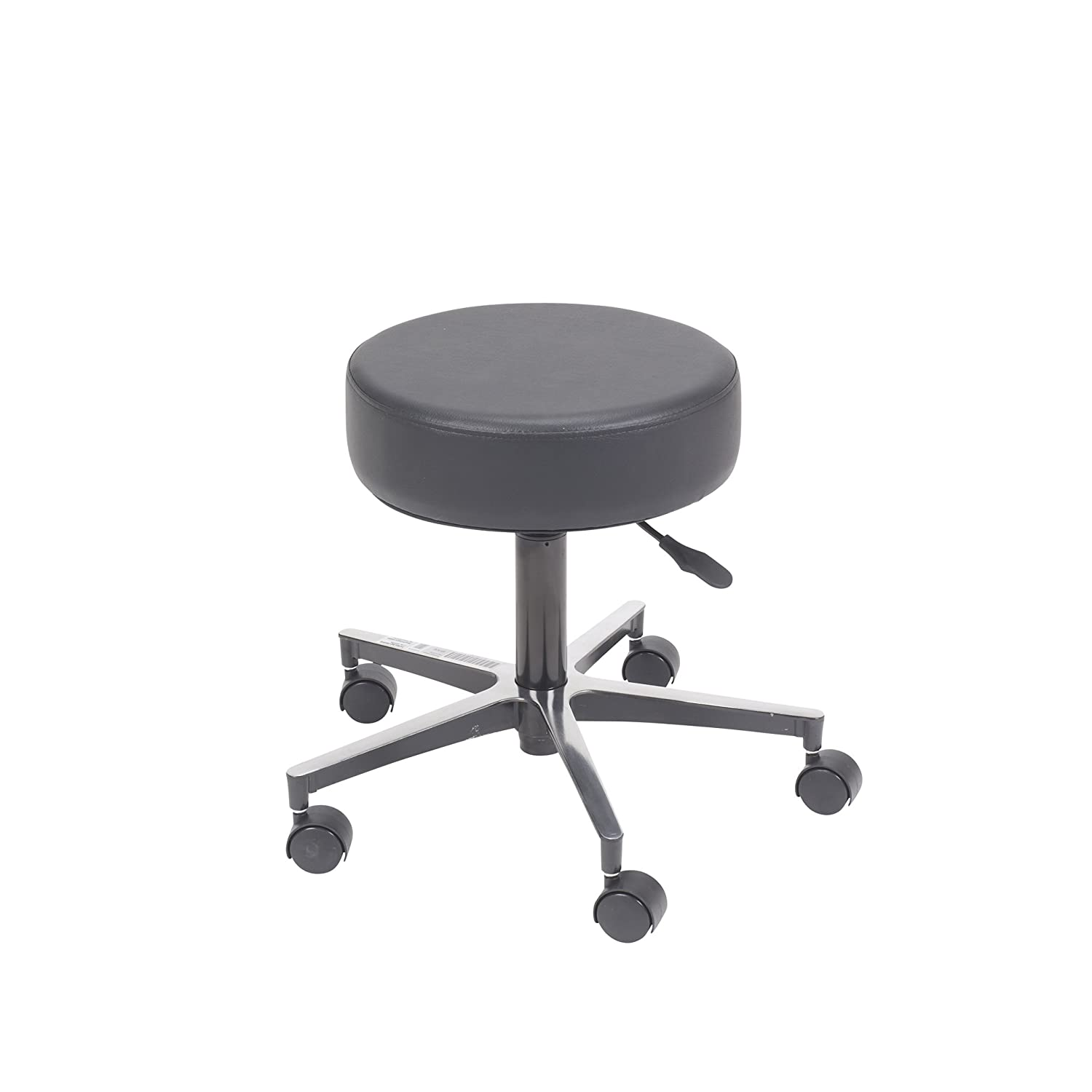 Amazon.com Drive Medical Padded Seat Revolving Pneumatic Adjustable Height Stool with Metal Base Black Health u0026 Personal Care  sc 1 st  Amazon.com & Amazon.com: Drive Medical Padded Seat Revolving Pneumatic ... islam-shia.org