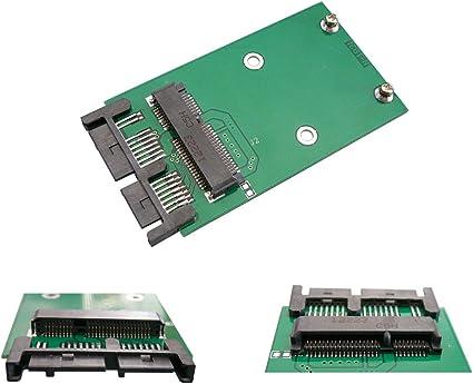 Kalea Informatique Adapter Msata Auf Microsata Für Computer Zubehör