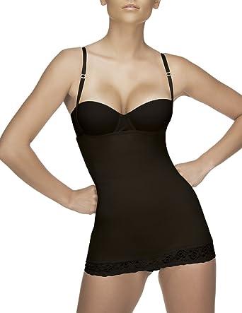 Vedette 108 falda moldeadora de cuerpo para mujer: Amazon.es: Ropa ...