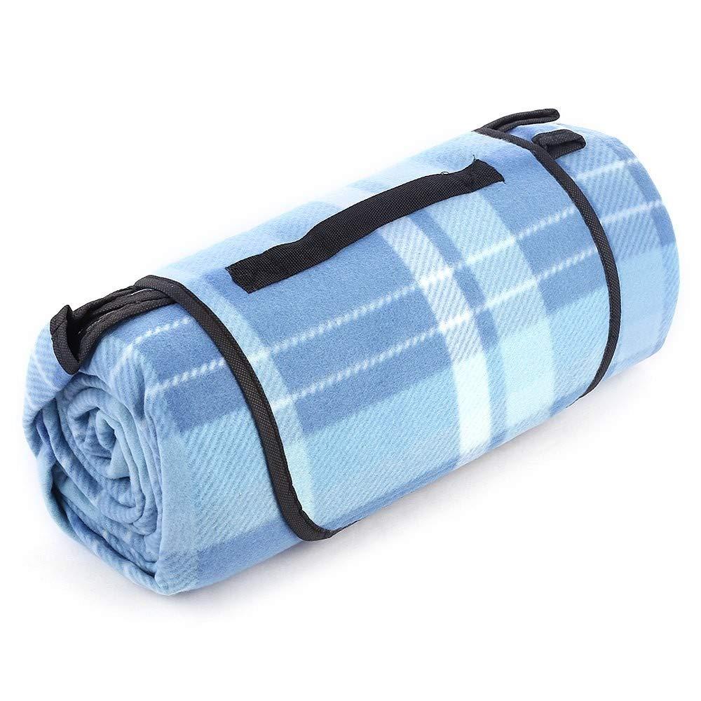 Telifiled Wasserdichte Outdoor Camping Picknickmatte Leichte Wasserdicht Feuchtigkeits Pad Klapp Strandmatte Isomatte 150 X 200 cm, 188182503 B07NTY2496 Picknickdecken Vorzugspreis
