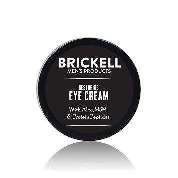 Amazon Com Brickell Men S Restoring Eye Cream For Men Natural