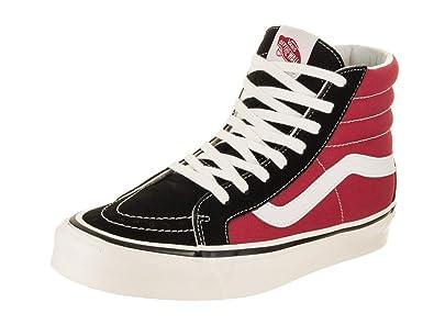 Amazon.com: Vans Sk8-Hi 38 Dx Unisex Casual Sneakers: Shoes