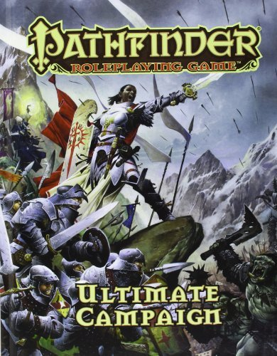Pathfinder Roleplaying Game: Ultimate Campaign by Jason Bulmahn (2013-06-11)