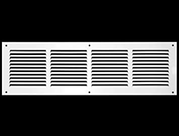 """24/""""w X 18/""""h Steel Return Air Grilles Sidewall and Cieling HVAC DUCT COVER"""
