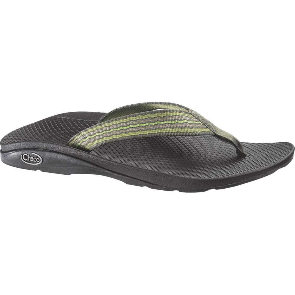 Wander Green 11 US Chaco Men's Flip Ecotread