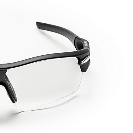 sunglasses restorer Gafas para Padel Modelo Angliru, Lente Transparente y Extra Gris Polarizada.: Amazon.es: Deportes y aire libre