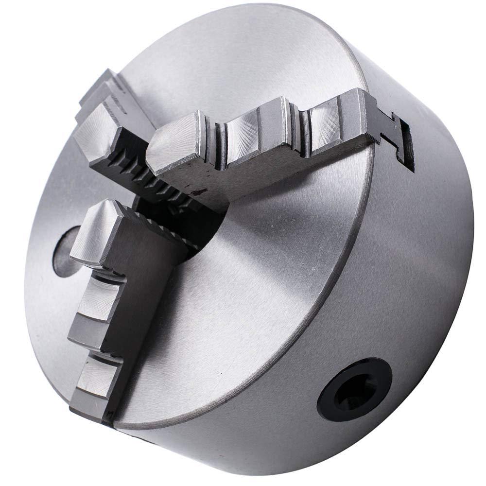 Tuningsworld Jaw Self Centering Lathe Chuck Milling Internal External Grinding K11-160 by Tuningsworld (Image #2)