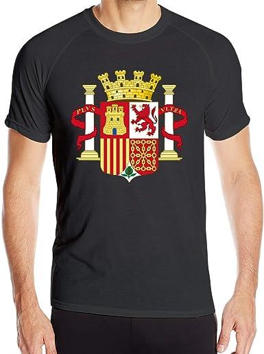 Escudo de Armas de la Segunda República Española Camiseta de Manga ...