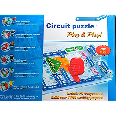 Circuit Puzzle (1188 projects): Toys & Games