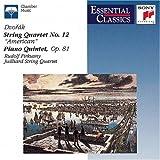 Dvorak: String Quartet, No. 12: American / Piano Quintet, Op.81 (Essential Classics)