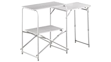 Easy camp 670191 avignon camping kitchen table grey one size easy camp 670191 avignon camping kitchen table grey one size watchthetrailerfo