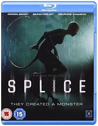 MOVIE REVIEW: Splice (2010)