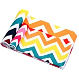 Winthome 2 Pack Microfiber Beach Towels Set- Lightweight Large Travel Towel (stripe)
