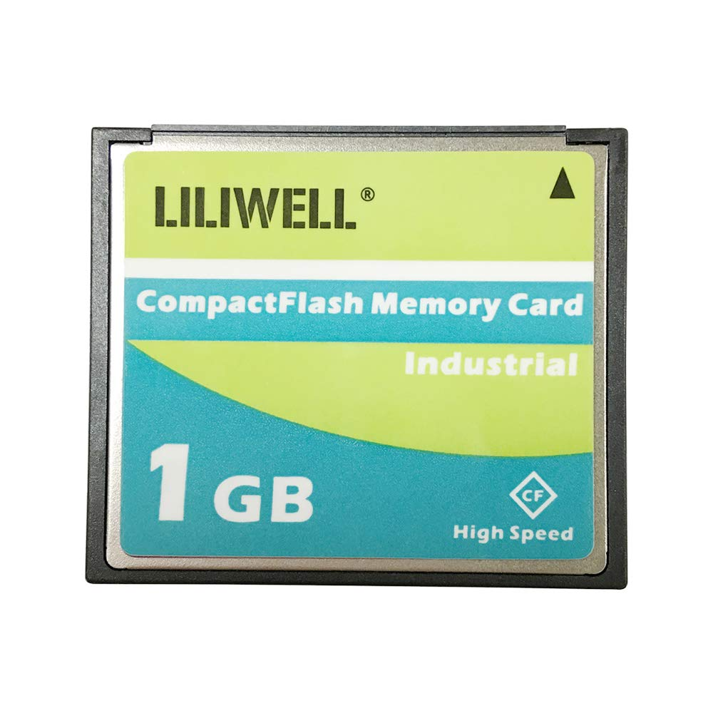 LILIWELL Original TS1GCF133 1GB 133x Type I Compact Flash Card