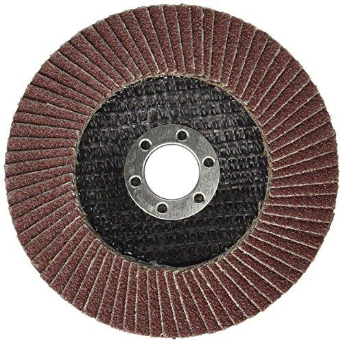 Uxcell #80 Fan Type Abrasive Flap Sanding Discs Buffing Wheels, 16mm x 100mm