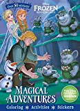 Northern Lights Magical Adventures (Disney Frozen) (Disney Frozen Northern Lights)