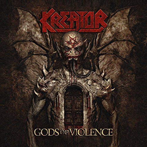 Kreator - Gods Of Violence - Deluxe Edition - CD - FLAC - 2017 - RiBS Download