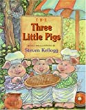 The Three Little Pigs, Steven Kellogg, 0688087329
