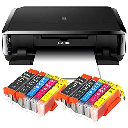 Impresora de inyección de tinta con WiFi, impresora ...