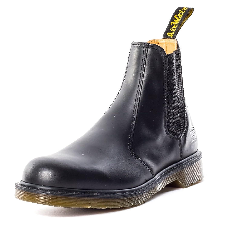 Dr Martens B8250 Slip-On Dealer Boot Unisex Boots: Amazon.co.uk: Shoes &  Bags