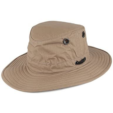 309a7663d4d72 ... coupon code for france tilley hats lwc55 waxed cotton packable sun hat  tan 7 1 2 ...