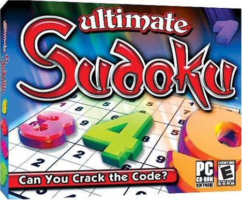 Ultimate Sudoku (Jewel Case) - PC