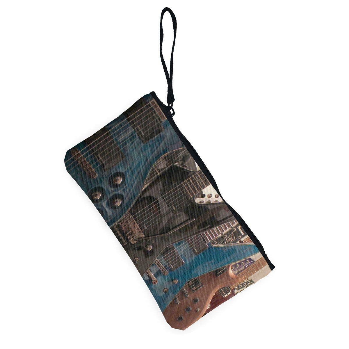 Coin Purse Ostriches Don/'t Hide Their Heads in The Sand Mens Zip Canvas Purse Wallet ChangeFantastic Bag