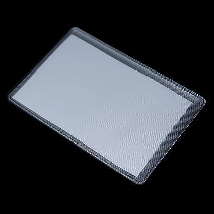 Soft Plastic-Clear ID Credit Card Sleeves Protectors Dustproof Waterproof x 10
