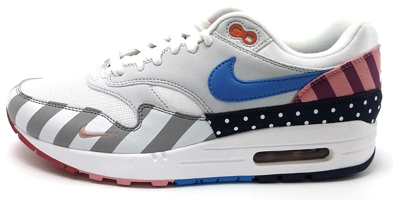 a4974774f4 Amazon.com | Nike Air Max 1 Parra Mens | Fashion Sneakers