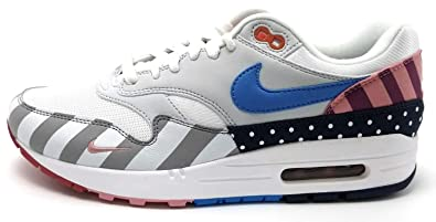 new products cdde4 98d6e Amazon.com | Nike Air Max 1 Parra Mens | Fashion Sneakers