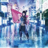 Miss.Revolutionist 初回盤(DVD付)