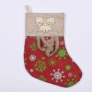 QZHE Media de navidad Para Navidad Regalos De Decoración De ...