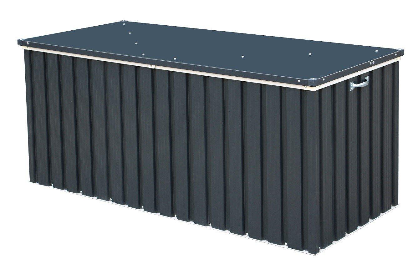 Duramax cushion1.7anth 1,7anthrazit Metall Aufbewahrungsbox (6x 2), grau, 6X 2 6X 2