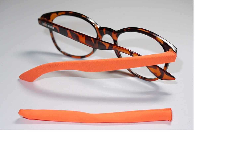 Orange Crush Eyewear Sleeves by Templesox