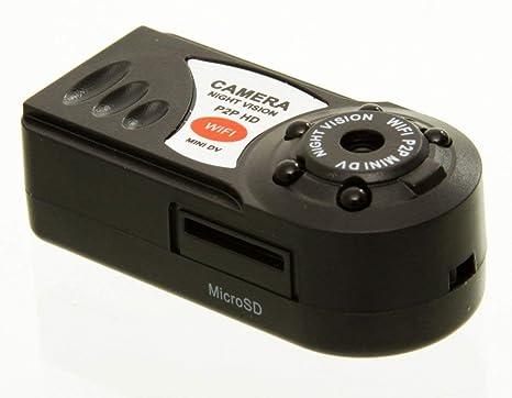Buy Indo Digital Q7 Portable P2P WiFi IP Camera Q7 Indoor