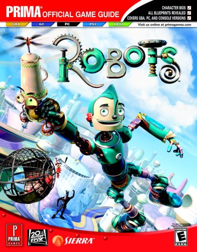 Robots (Prima Official Game Guide)