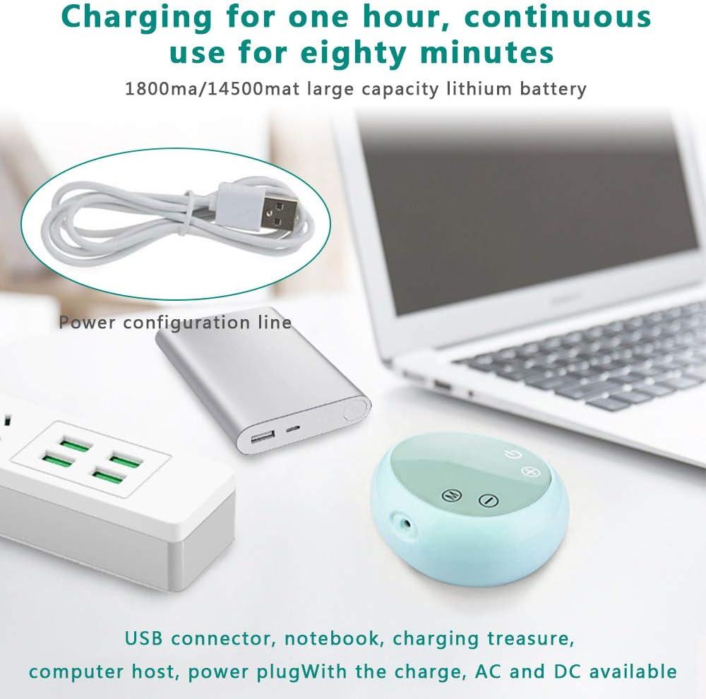 Allaitement portatif /à double aspiration avec pompe daffichage /à /écran tactile complet sans BPA et silicone 100/% de qualit/é alimentaire ZEHNHASE Tire-lait /électrique Rose