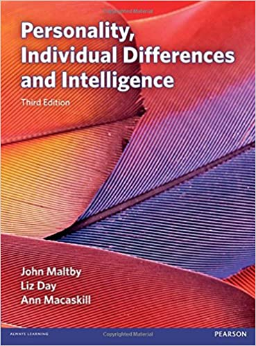 personality and individual differences sciencedirect