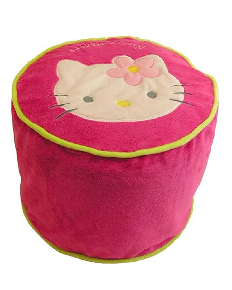 Reposapiés de Hello Kitty, hinchable, para niños, altura 30 cm ...