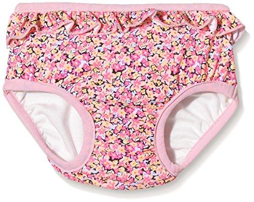 NAME IT Mädchen Badeshorts Nitzelma M Brief W. Shield 216, Mehrfarbig (Prism Pink), 86 (Herstellergröße: 86-92)