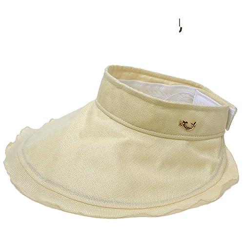 sombreros de verano/sombrero de paja UV/Gran sombrero de ala ancha sol superior vacía/Plegable del s...