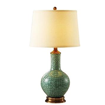 Tischlampe Riss Schlafzimmer Nachttischlampe Kreativ Einfach