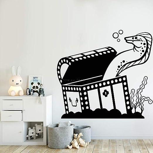 ONETOTOP Nutria Marina Animal Apliques habitación Infantil ...
