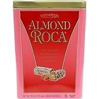 Roca 乐家 扁桃仁巧克力铁罐装1105g(美国进口)