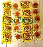 El Azteca Chileta Pina, Chile Pineapple Lollipops, 20 pieces For Sale