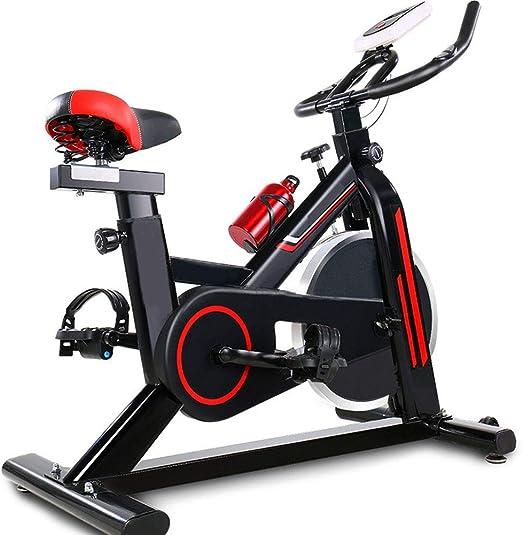 Bicicleta De Ejercicio, Fitness Interior Ciclismo, Monitor LCD ...